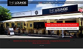 The Lounge Bar and Restaurant